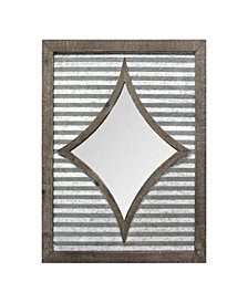 Stratton Home Decor Joanna Wall Mirror
