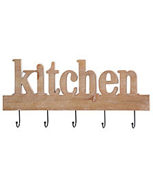 Kitchen Typography