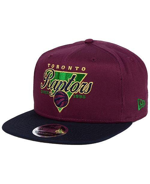 fcb3a05130b New Era. Toronto Raptors 90s Throwback 9FIFTY Snapback Cap. Be the first to  Write a Review. $32.00. Buy 1, get 2nd 50% off Details Details. main image  ...