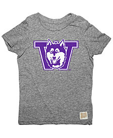 Retro Brand Washington Huskies Tri-Blend T-Shirt, Toddler Boys (2T-4T)