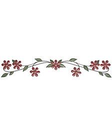 Bexler Floral Metal Wall Art