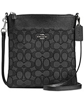 5d8c1412f90 COACH Signature Messenger Crossbody