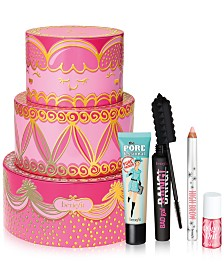 Benefit Cosmetics 4-Pc. Limited Edition Triple Decker Decadence Gift Set