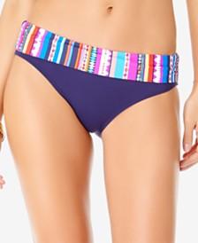 Anne Cole Foldover Bikini Bottoms