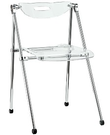 Modway Telescope Folding Chair