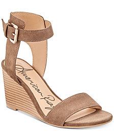 American Rag Aislinn Wedge Sandals, Created for Macy's