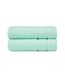Belle Haven 2-Pc. Bath Towel Set