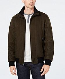 Calvin Klein Men's Full-Zip Bomber Jacket