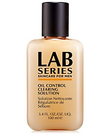 Lab Series Oil Control Clearing Solution, 3.4-oz.