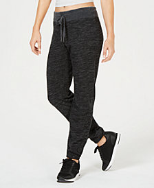 Calvin Klein Performance Skinny Fleece Sweatpants