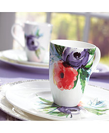 Lenox Passion Bloom Dinnerware Collection