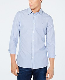 Men's Extra-Fine Cotton Slim-Fit Shirt