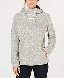 The North Face Crescent Shawl-Collar Hoodie