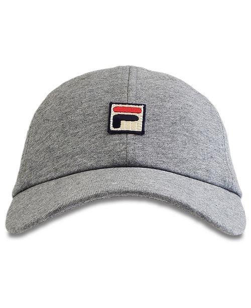 Fila Cotton Baseball Cap - Women s Brands - Women - Macy s 50afdae3c3c