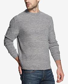 Weatherproof Vintage Men's Soft Touch Textured Sweater