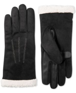 Isotoner Signature Women's smartDRI Touchscreen Gloves, Created for Macy's 6571629