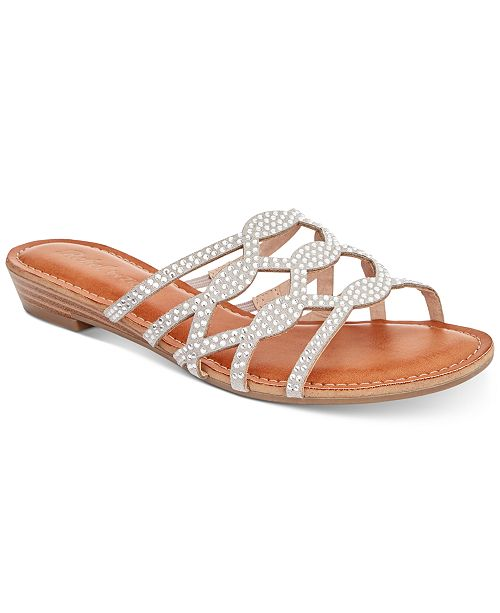 f1494d13e ZIGIny Rebel by Zigi Meera Flat Sandals   Reviews - Slippers - Shoes ...