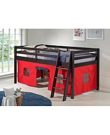 Roxy Junior Loft Bed with Tent
