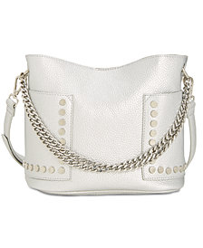 Steve Madden Raya Chain Bucket Bag