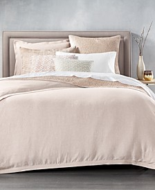Linen King Duvet Cover, Created for Macy's