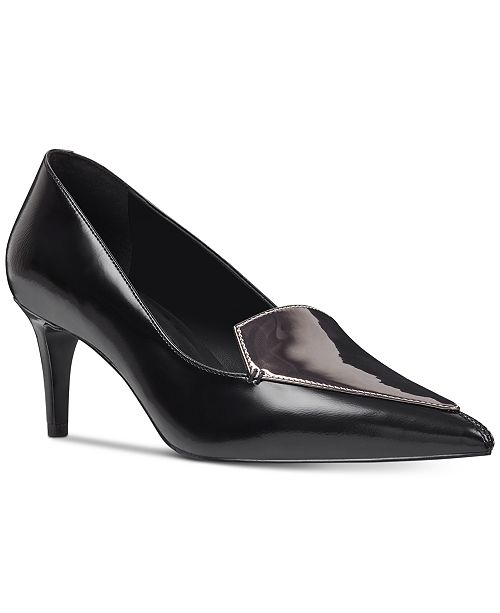 f42a9b642ad Nine West Sharpin Tailored Pumps   Reviews - Pumps - Shoes - Macy s