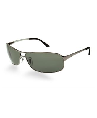 rb 3343  Ray-Ban Sunglasses, RB3343 63 - Sunglasses by Sunglass Hut - Men ...