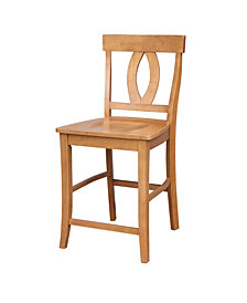 "Verona Counterheight Stool - 24"" Seat Height"