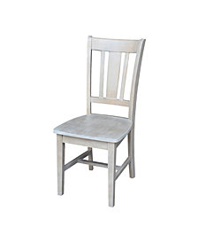 San Remo Splatback Chair