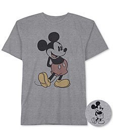 Disney Little Boys Classic Mickey Graphic T-Shirt