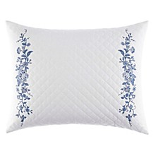 Charlotte Blue Breakfast Pillow