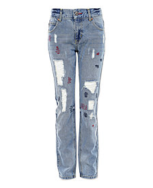 Tommy Hilfiger Toddler Boys Blue Rebel Jeans