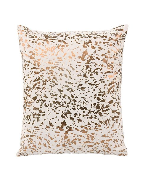 Moe's Home Collection Napolean Leather Cushion