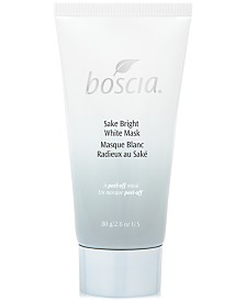 boscia Sake Bright White Mask, 80g/2.8 oz