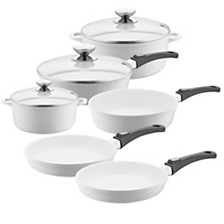 Berndes Vario Click Pearl Induction 9-pc Cookware Set