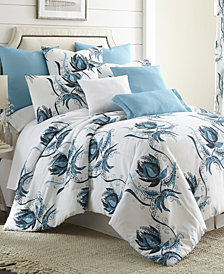 Seascape Comforter Set  Super King
