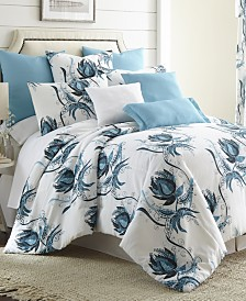 Seascape Comforter Set -King