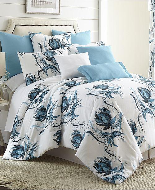 Colcha Linens Seascape Comforter Set-Twin