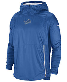 Nike Men's Detroit Lions Lightweight Alpha Fly Rush Jacket