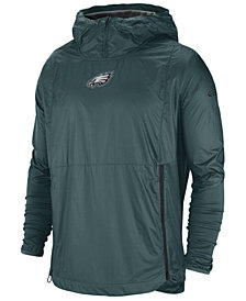 Nike Men's Philadelphia Eagles Lightweight Alpha Fly Rush Jacket