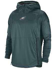 Nike Men's Philadelphia Eagles Lightweight Alpha Fly Rush Jacket