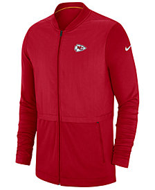 Nike Men's Kansas City Chiefs Elite Hybrid Jacket