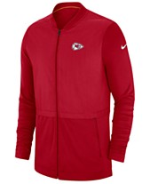 Nike Men s Kansas City Chiefs Elite Hybrid Jacket 94ac6cf25