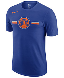 Nike Men's New York Knicks Essential Logo T-Shirt