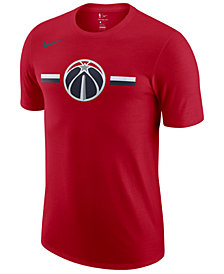 Nike Men's Washington Wizards Essential Logo T-Shirt