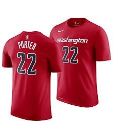 Nike Men's Otto Porter Jr. Washington Wizards Icon Player T-Shirt Otto Porter Jr.