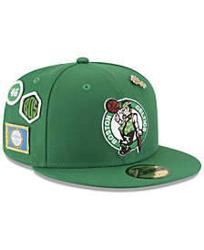 New Era Boston Celtics On-Court Collection 59FIFTY FITTED Cap