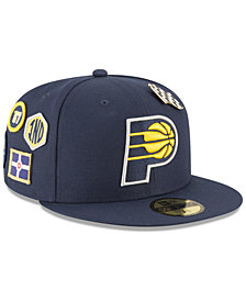 New Era Indiana Pacers On-Court Collection 59FIFTY FITTED Cap