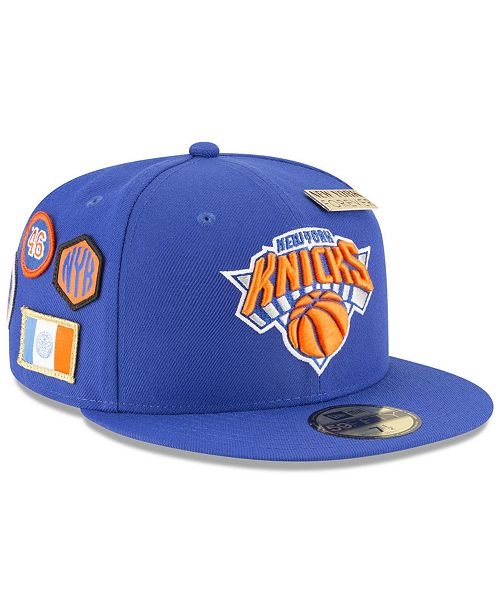 961773a202d ... New Era New York Knicks On-Court Collection 59FIFTY FITTED Cap ...