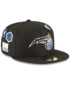 New Era Orlando Magic On-Court Collection 59FIFTY FITTED Cap