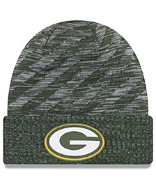 Green Bay Packers Touch Down Knit Hat
